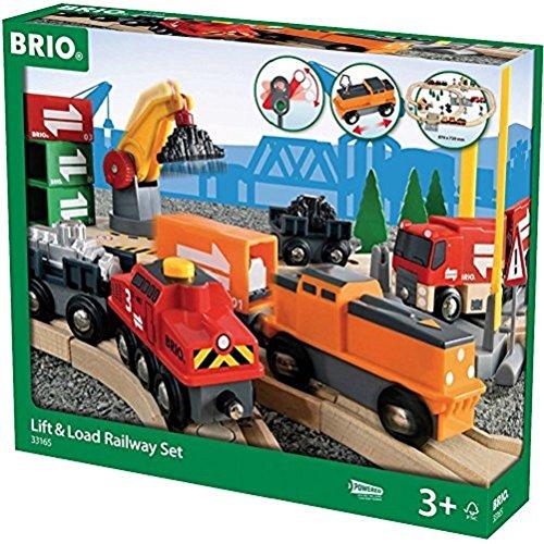 Brio 33165 - Circuito de carreras para coches