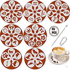 SOSMAR 45 Muster Cappuccino Kaffee
