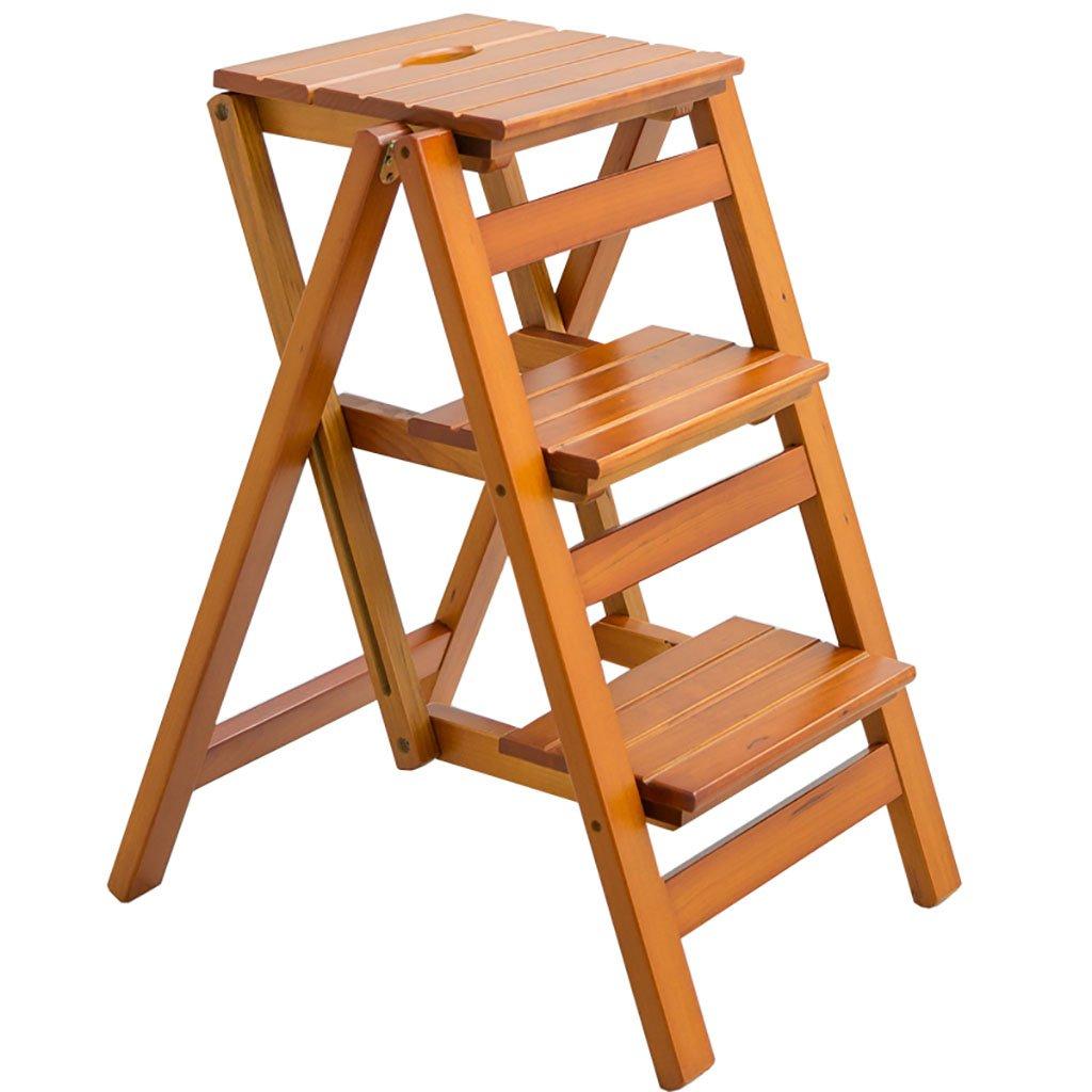 Scaletta in legno massello per bambini sgabello per bambini ...