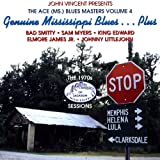 Genuine Mississippi Blues…Plus - Ace (MS.) Blues Masters Vol 4