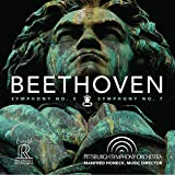 Beethoven:Symphony Nos. 5 & 7 [HONECK, PITTSBURG SYMPHONY ORCHESTRA] [REFERENCE RECORDINGS: FR-718]