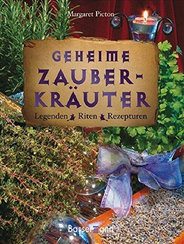 Geheime Zauberkräuter - Hexe Kraut