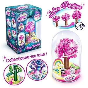Canal Toys MSG 009 SO DIY So Magic - Terrario Grande para Hacer Crecer - Diseño de arcoíris