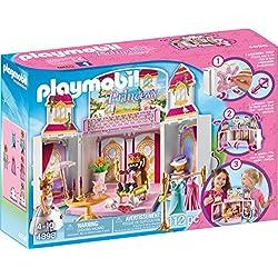 Playmobil-4898 Cofre Palacio Real, única (4898