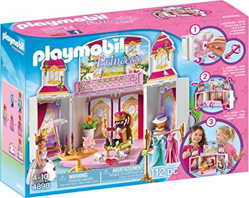 Playmobil Coffre Cour Royale, 4898, Autre, Norme