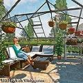 Orangerie Victory inkl. Stahlfundament - 10,5 qm von Gärtner Pötschke auf Du und dein Garten