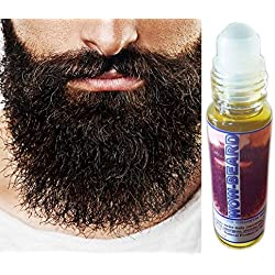 WOW-Beard BART Haarwachstum - schneller & dichterer Bart SERUM