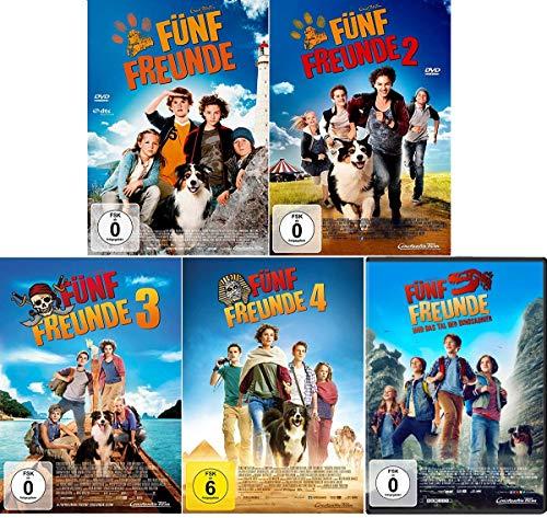 DVD Blyton: Fünf