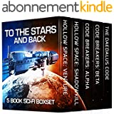 To the Stars and Back: 5 Book Science Fiction Bundle (English Edition)