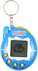 BIMAGE Child Nostalgic Tamagotchi Electronic Virtual Cyber Tiny Pet Toy Game Machine (Solid Color)