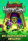Gänsehaut HorrorLand - Die telepathischen Zwillinge