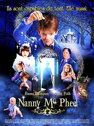 "DECT-Babyphone Nanny Mcphee-Thompson-Emma Colin Firth 40 x 54 cm, Cinema \""- Anzeige"