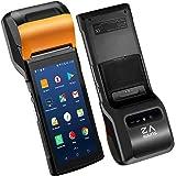 Système de terminal mobile intelligent de poche portable 4G portable Android 7.1 de Sunmi V2 avec une imprimante thermique de