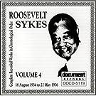 Roosevelt Sykes Vol. 4 (1934-1936)