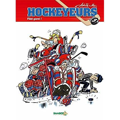 Les Hockeyeurs - tome 3 - Filet garni !