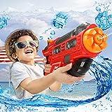 Leegoal Wasserpistole Nerf Wasserpistole mit Luftdruck für die Entfernung von 10 Meter Oder Mehr, große Max Squirt Gun Super Party Favor Spielzeug für Kinder und Erwachsene