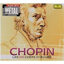 Les 100 chefs-d'oeuvre de Chopin (Coffret 5 CD)