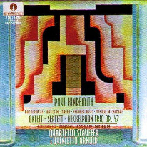 Paul Hindemith : Musica Da Camera