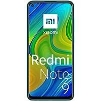 """Xiaomi Redmi Note 9 -Smartphone 6.53"""" FHD+ DotDisplay (4GB RAM, 128GB ROM, Quad Camera , 5020mah Batteria, NFC) 2020…"""