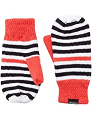 adidas Mädchen Striped Climawarm Handschuhe