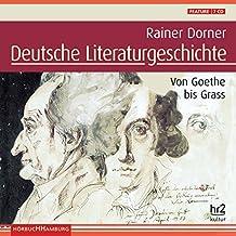 Erzählte Literaturgeschichte. Sonderausgabe: Von Goethe bis Grass