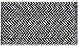 Pro Home Teppich Läufer Matte Unterlage Vorleger Fußabtreter, breite Auswahl an modernen Fleckerl- und Baumwollteppiche (70x130 cm/Arrow)