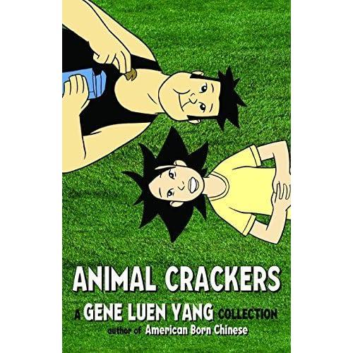 Animal Crackers: A Gene Luen Yang Collection by Gene Luen Yang (2012-10-23)