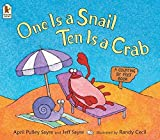 One is a Snail, Ten is a Crab by April Pulley Sayre (2004-05-03)