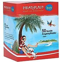 PIRATOPLAST Boy Augenpflaster klein 48x60 mm 50 St Pflaster preisvergleich bei billige-tabletten.eu