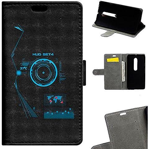 BeCool® - Schutzhülle Handytasche im Bookstyle für Motorola Moto G 2015 schützt Ihr Smartphone da es sich perfekt anpasst, mit Standfunktion, Fächer für Karten und Geldscheine und, natürlich, unser exklusives