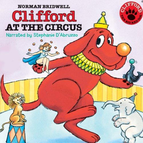 Clifford at the Circus  Audiolibri