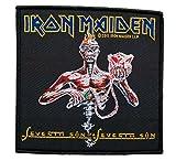 Iron Maiden - Seventh Son [Patch/Aufnäher, Gewebt] [SP2528]