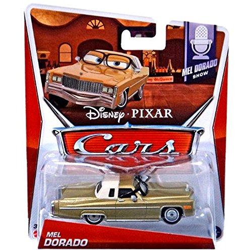 Disney Pixar Cars Mel Dorado (Mel Dorado Show, # 5 of 9) 3