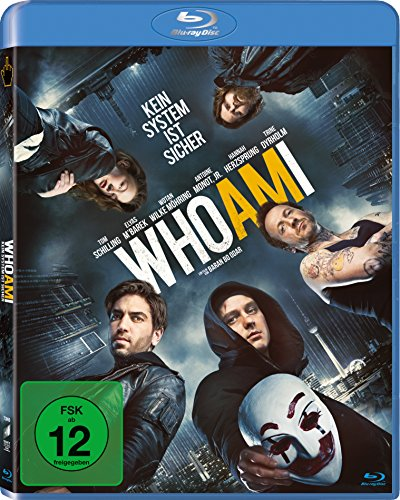 Who am I-Kein System Ist Sicher [Blu-ray] [Import anglais]