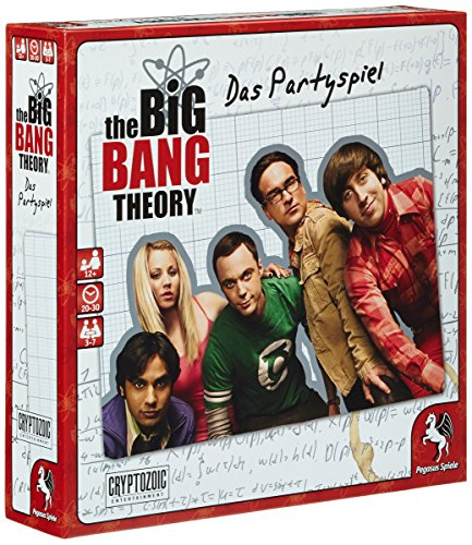 G - The Big Bang Theory Partyspiel ()