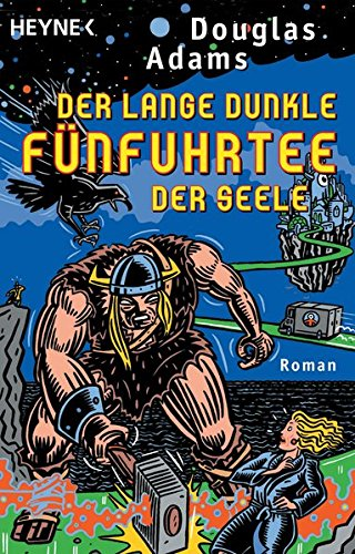 Der lange dunkle Fünfuhrtee der Seele: Dirk Gently's Holistische Detektei (Die Dirk-Gently-Serie, Band 2) (Adams Band)