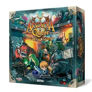 Arcadia Quest Brettspiel (Edge Entertainment AQ01)
