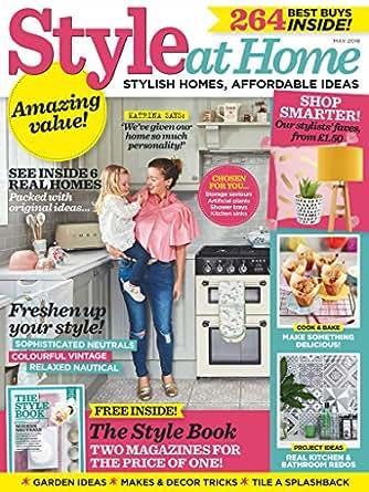 Style at Home UK: Amazon co uk: Kindle Store