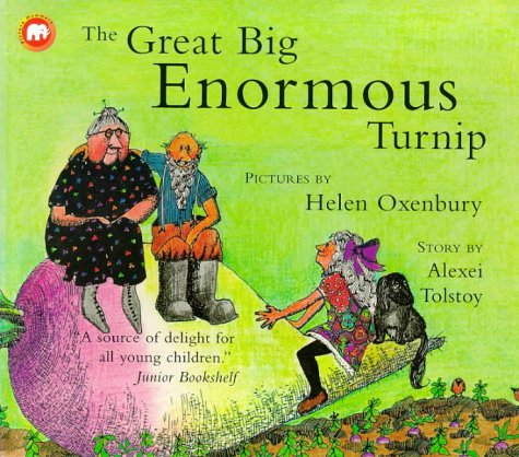 The great big enormous turnip