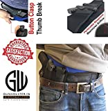 Best Concealed Carry Holsters - Tactical Belly Band Holster for Concealed Carry | Review
