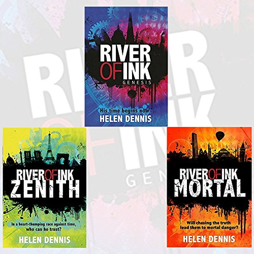 river-of-ink-helen-dennis-collection-3-books-bundle-with-gift-journal-genesis-zenith-mortal
