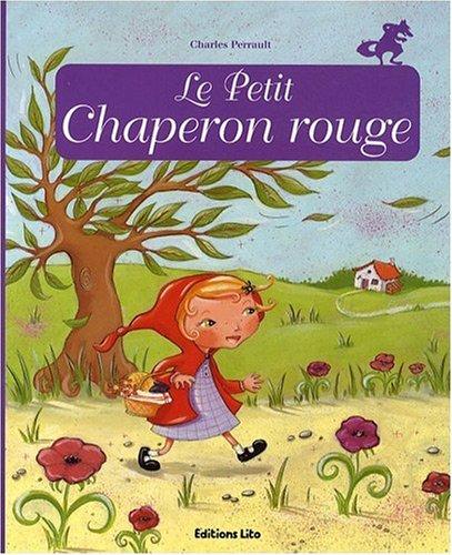 Minicontes classiques : Le petit chaperon rouge par Anne Jonas