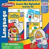 Playskool S Mr. Potato Head Alphabet Activity Kit