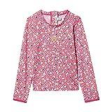 Steiff Baby-Mädchen UV Shirt Badeanzug, Rosa (Rasperry Sorbet 7014), 86