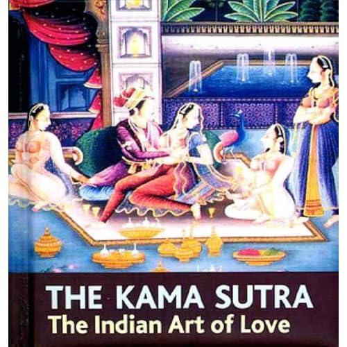 Kama Sutra: The Indian Art of Love (Book Blocks)