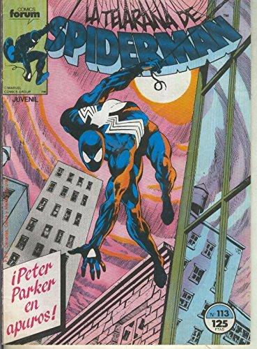 Spiderman volumen 1 numero 113