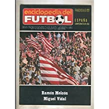 Enciclopedia del Futbol numero 22: España, campeonato de liga