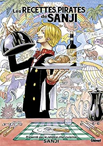 One Piece - les Recettes Pirates de Sanji Edition simple One-shot