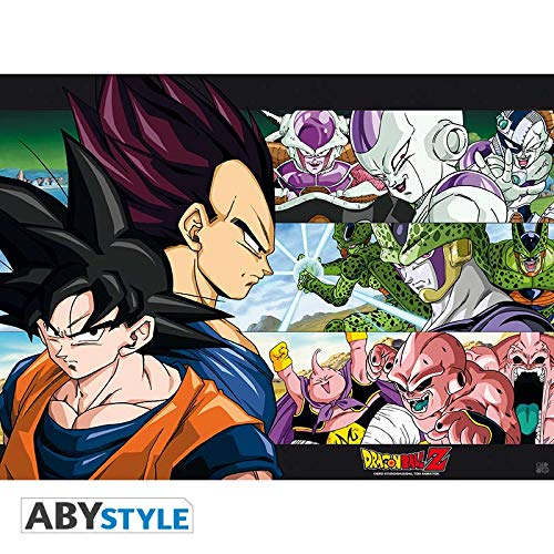 ABYstyle Abysse Corp_ABYDCO182 Dragon Ball - Póster...