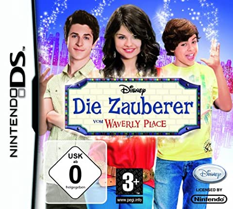 Zauberer vom Waverly Place DS [Import germany]